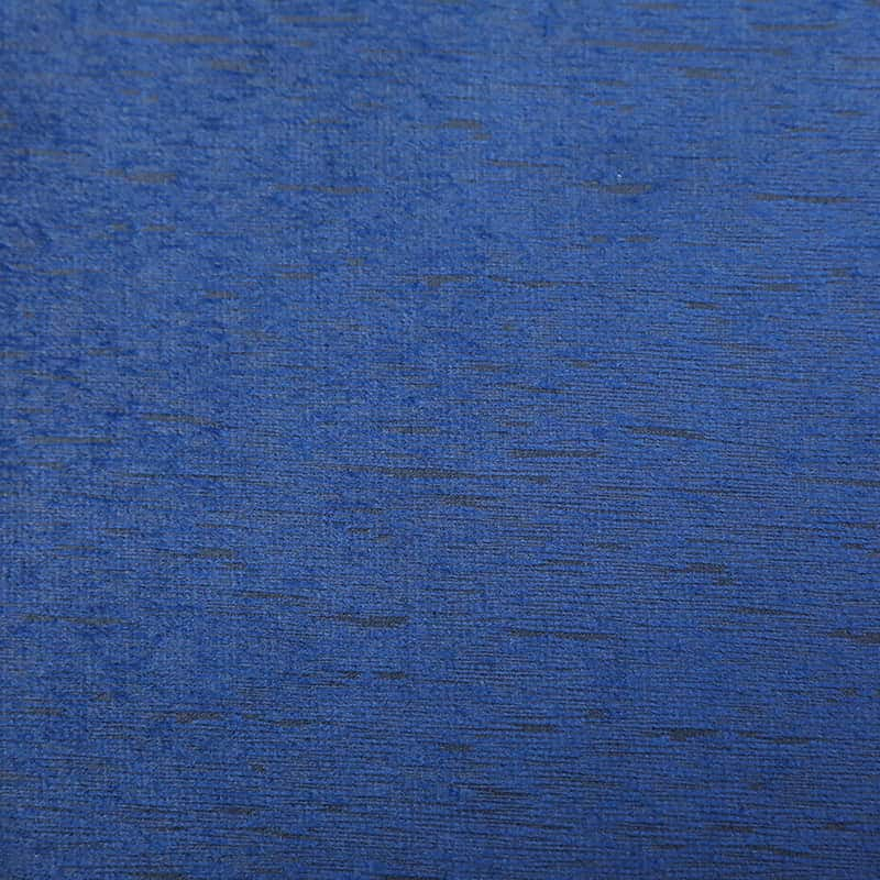 soft polyester velvet oriental upholstery bronzed bonded home furniture fabric for sofa and curtain