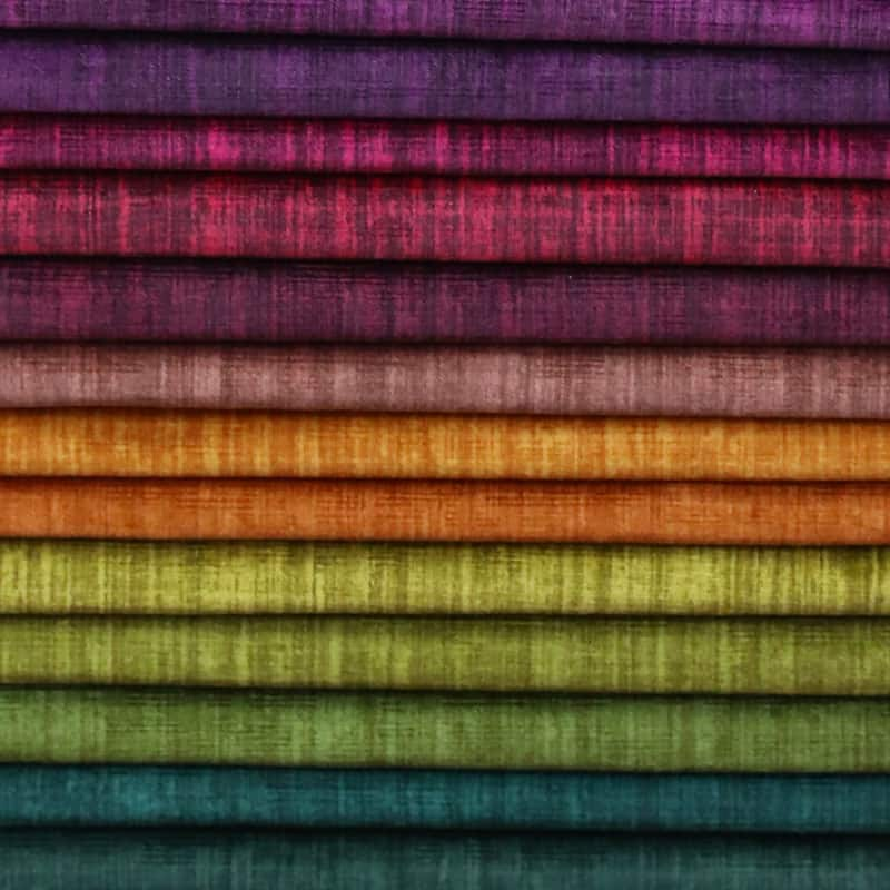 What is the shrinkage of textile fabrics