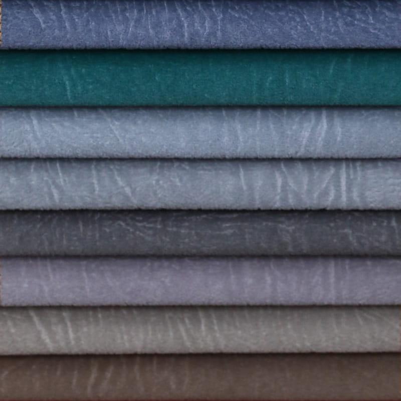 Variety characteristics of silk fabrics