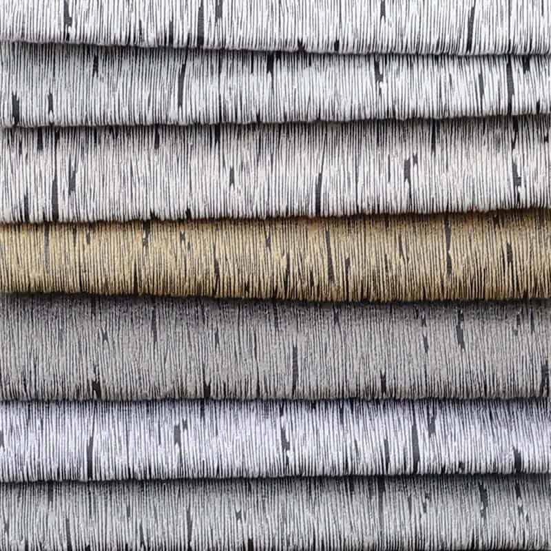 Bronzed micro velvet Fabric Bonded with fleece Fabric for Sofa