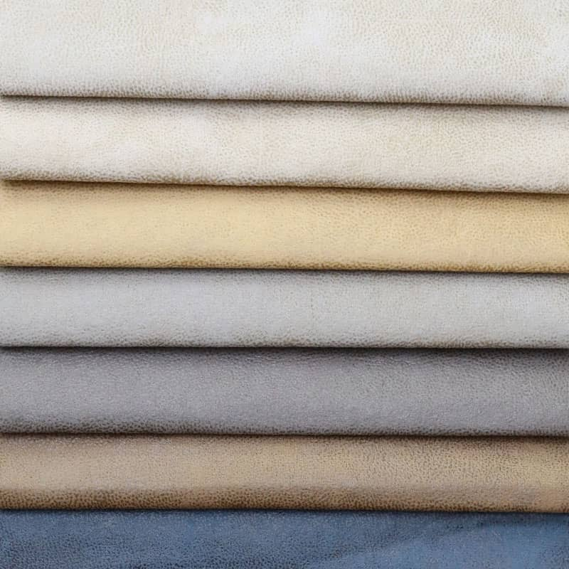 100% Polyester Home Upholstery Furniture Bronze bonded Sofa Fabric