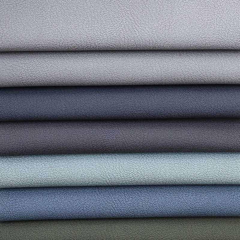 Bronzing velvet hot sale polyester bonded sofa upholstery fabric
